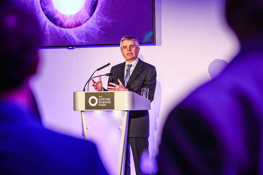 The Oxford Science Park celebrates 25 years of discovery: Lord Drayson pays tribute to Oxford's early pioneers and toasts success for next generation of entrepreneurs