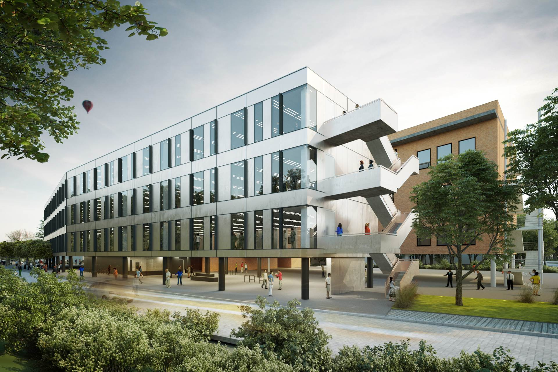 New Magdalen Centre – Planning Permission Granted