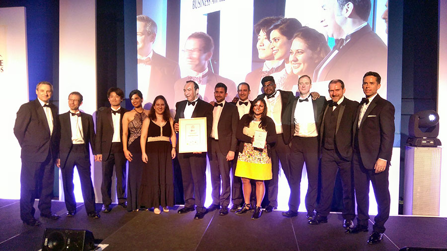 Oxford Space Systems Scoops Innovation Award!