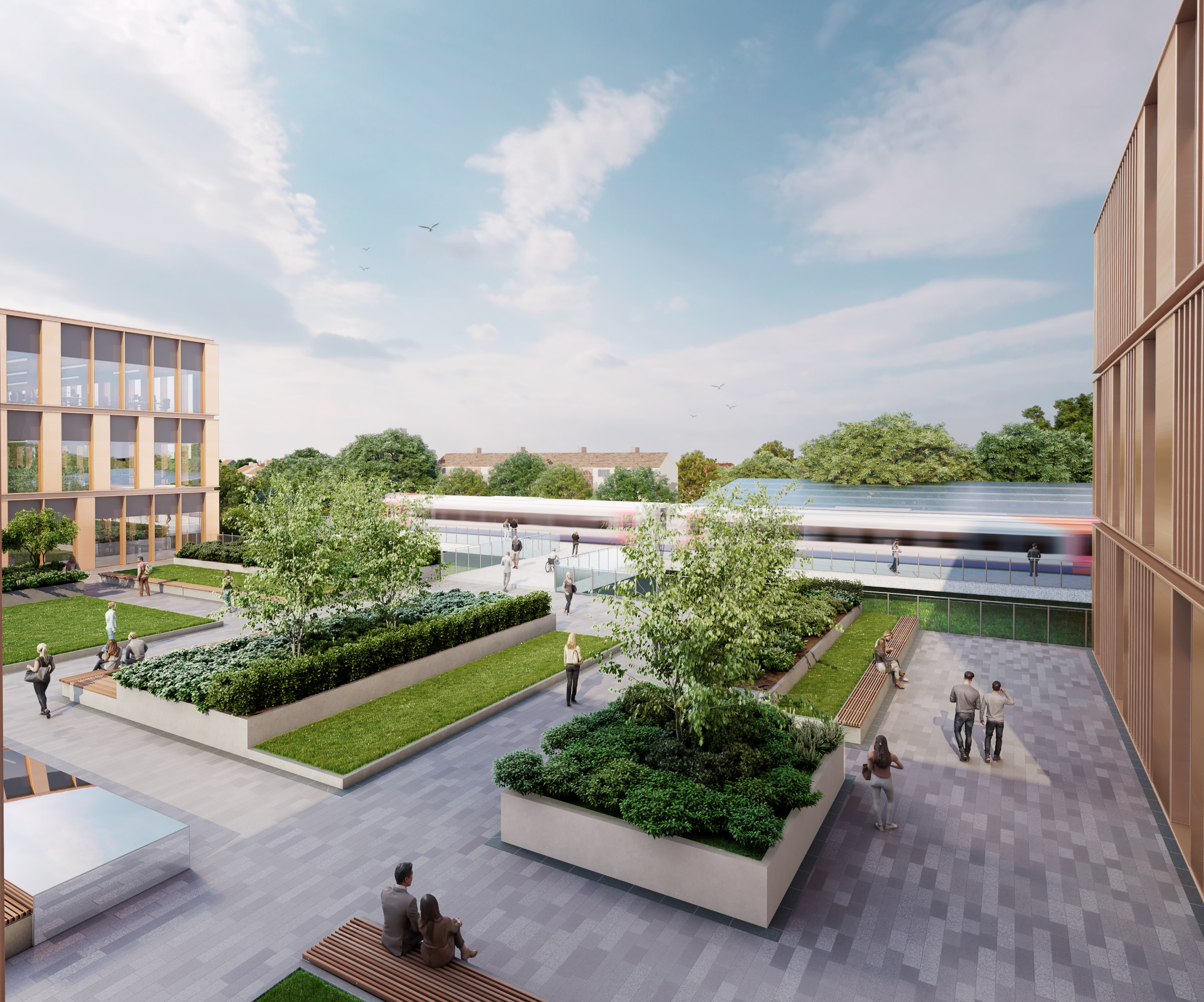 Green light for planning permission at Plot 16 as TOSP continues ambitious expansion plans