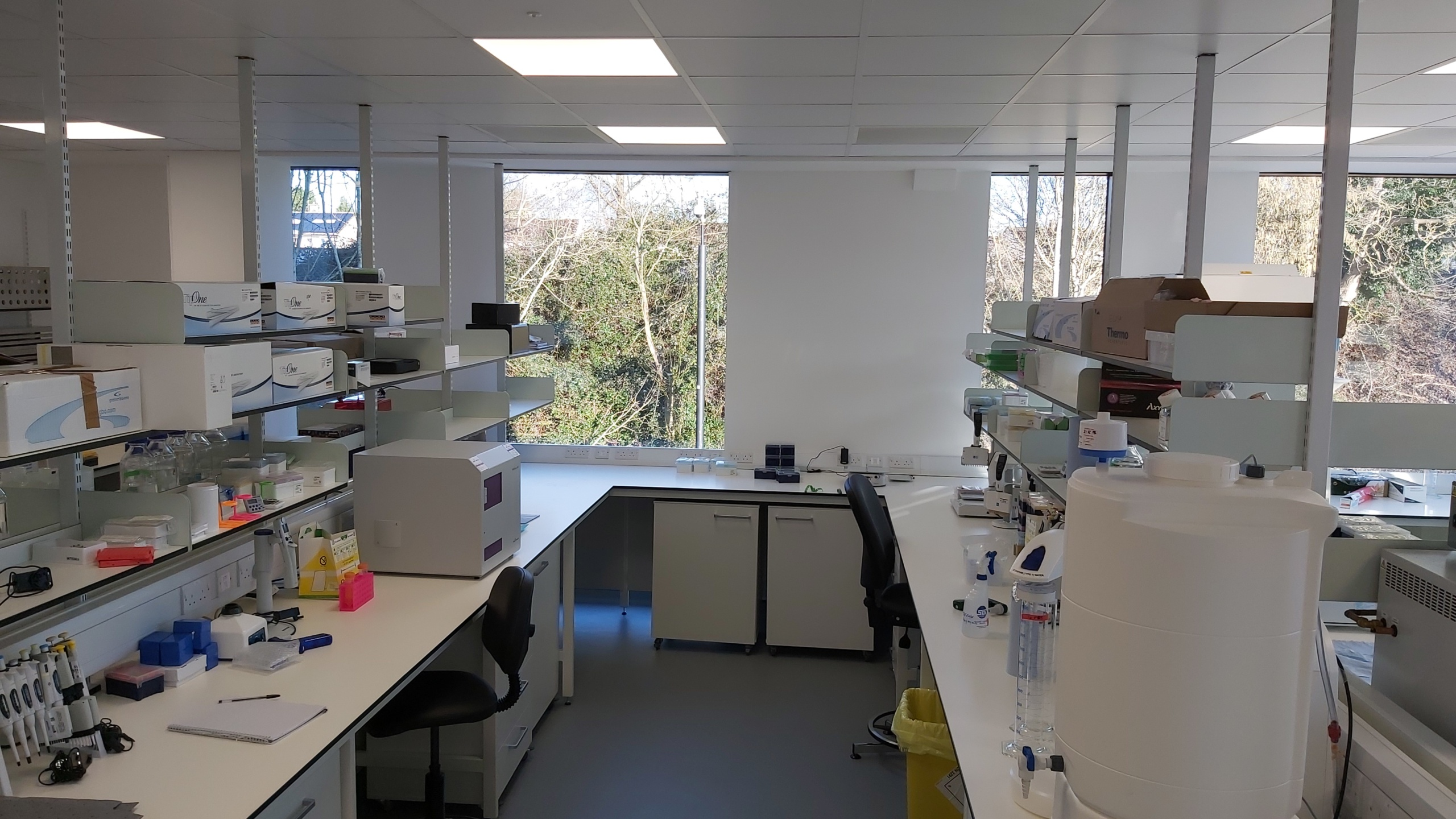 Immunometabolism company Sitryx expands into new space at TOSP